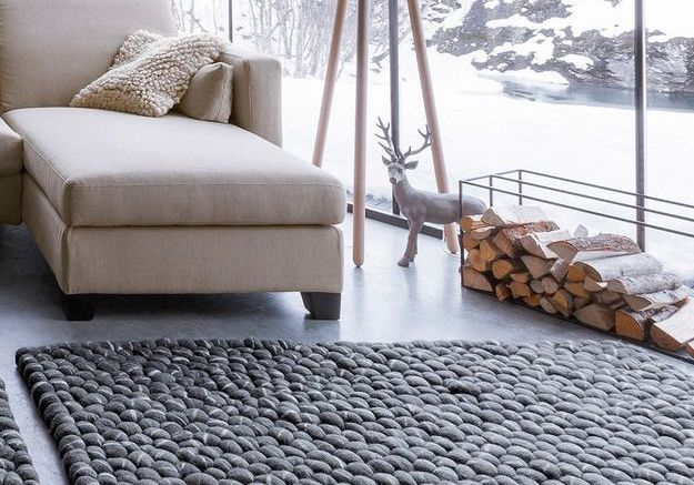 Des tapis moelleux au sol