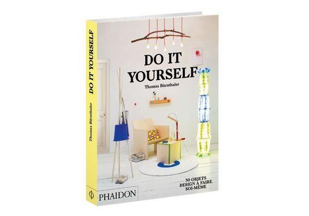 Réalisez 48 autres DIY design grâce au livre