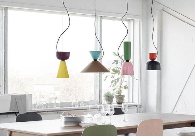 Personnalisez votre luminaire design