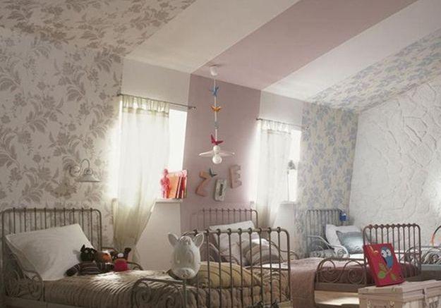 10 idées pour décorer son plafond