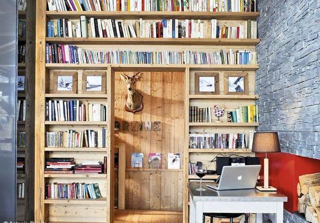 Le conseil de Julie Catroux, journaliste : nettoyer les carreaux et organiser sa bibliothèque