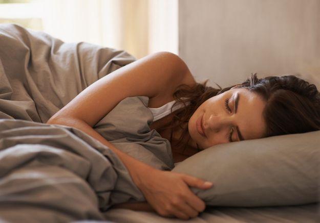 Voici le détail déco pour bien dormir même lorsqu'il fait très chaud