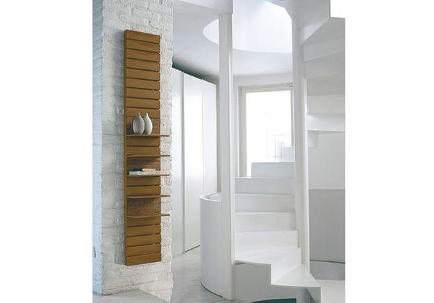 Un radiateur bibliothèque pour le salon
