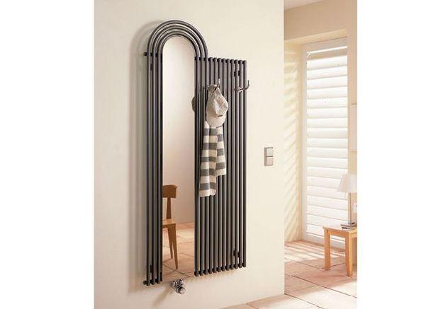 Un radiateur pour l'entrée