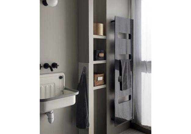 Un radiateur pour la salle de bain