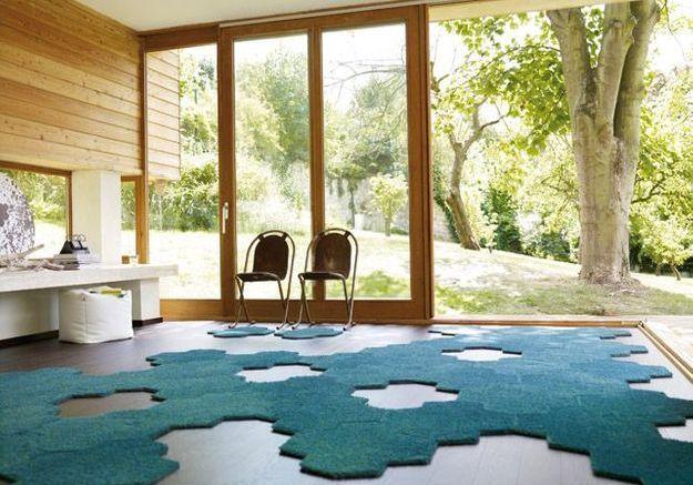 2/ Les dalles textiles