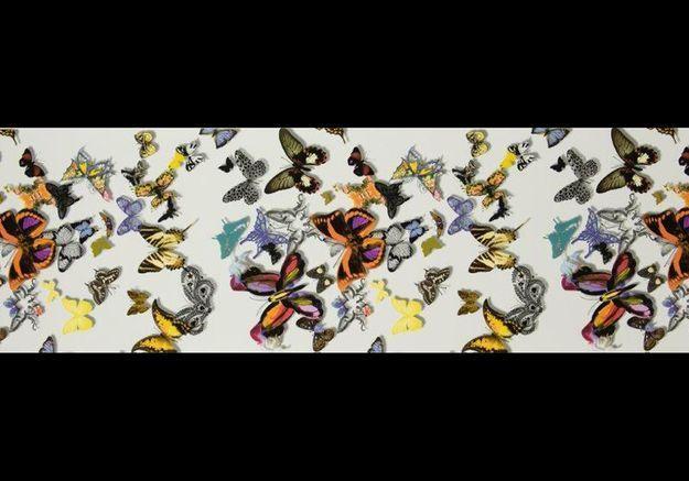 Papier peint Butterfly Parade, Christian Lacroix, Designer's Guid