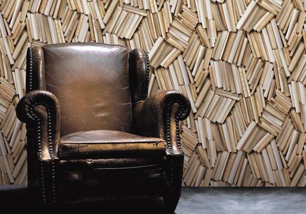 papier peint d cryptage des tendances hiver 2013 elle d coration. Black Bedroom Furniture Sets. Home Design Ideas