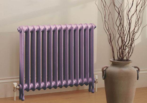 Rénover un radiateur