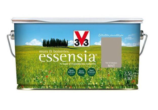 Gamme Essensia de V33