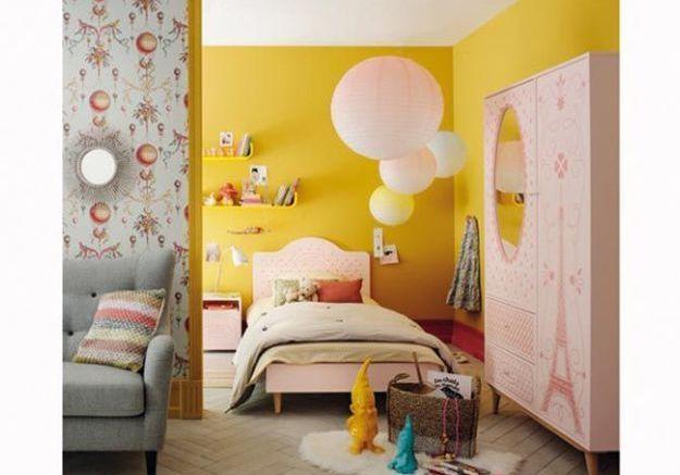 Osez la couleur dans la chambre d'enfant