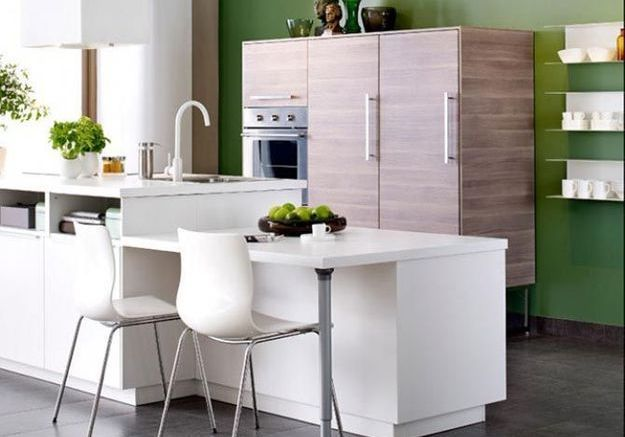 Osez la couleur dans la cuisine