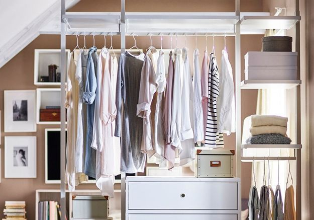 dressing ikea. Black Bedroom Furniture Sets. Home Design Ideas