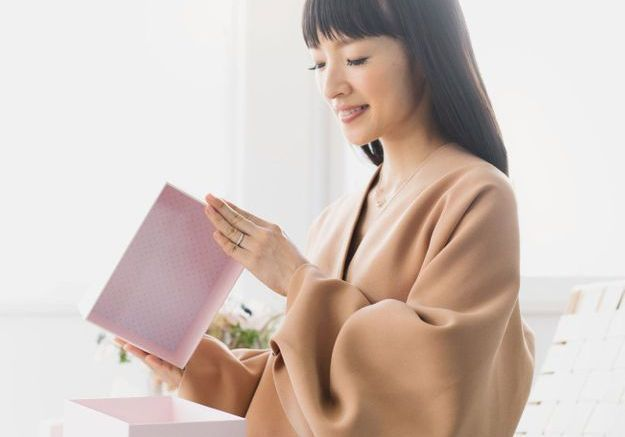 Et si on craquait pour les nouvelles boîtes de rangement de Marie Kondo ?