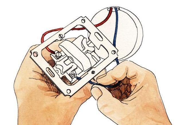 Remonter un interrupteur