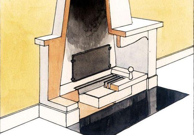 Construire Une Cheminee construire une cheminée - elle décoration