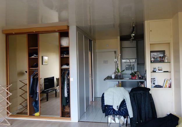 Avant #12 : un studio sans chambre