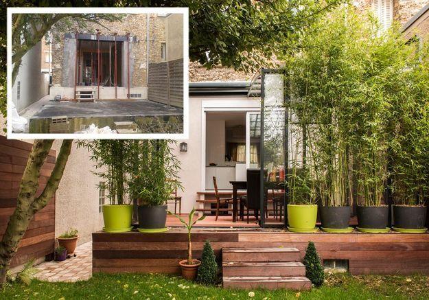 Avant/après : 10 terrasses à la rénovation grandiose !