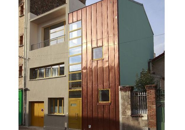 Les autorisations à demander avant de refaire sa façade de maison