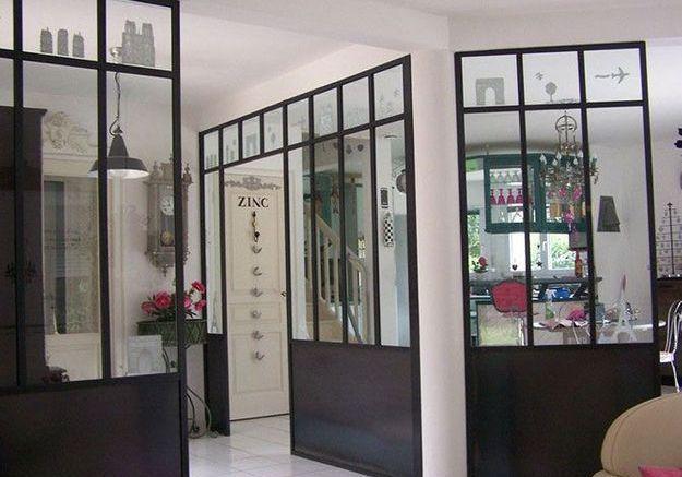 Portes et parois vitrées