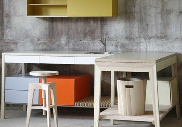 Du mobilier de cuisine tendance