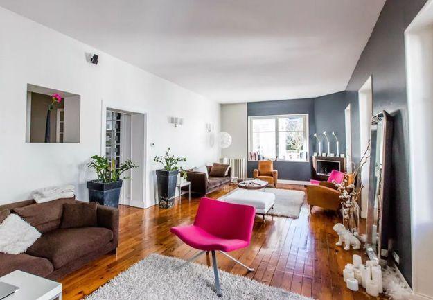 Appartement lumineux à Biarritz