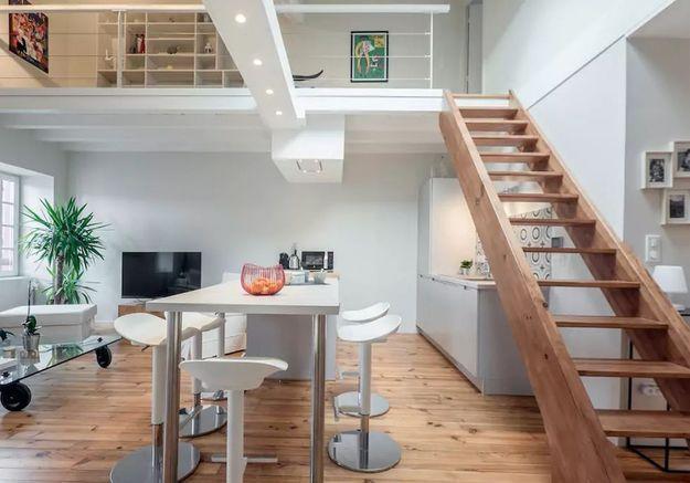 Appartement spacieux à Biarritz
