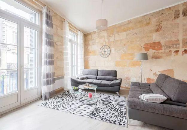 Appartement élégant à Bordeaux