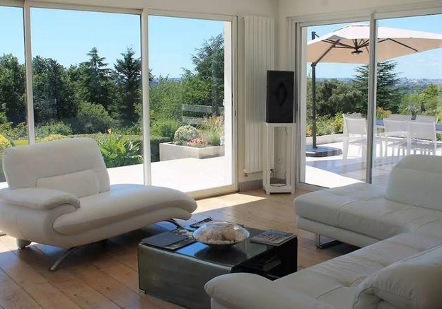 Villa avec vue panoramique à Bordeaux