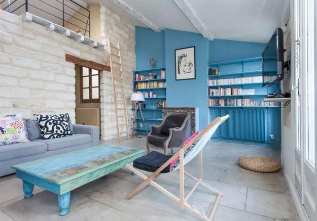 Appartement arty à Montpellier