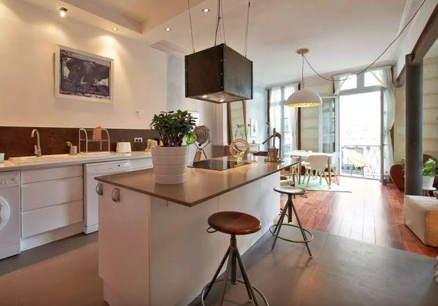 Appartement design à Montpellier