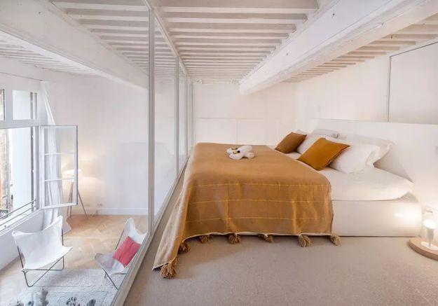 Duplex blanc à Montpellier