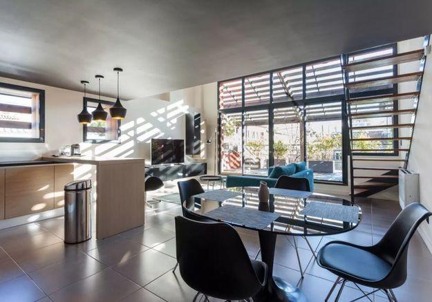Loft avec terrasse à Montpellier