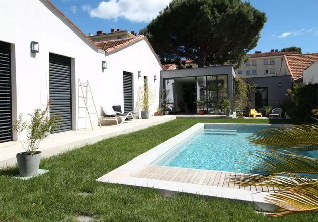 Maison familiale avec piscine à Montpellier