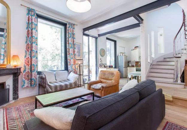 Maison qui mixe les styles à Montpellier