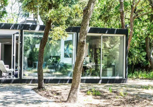 Villa ouverte sur l'extérieur avec piscine à Montpellier