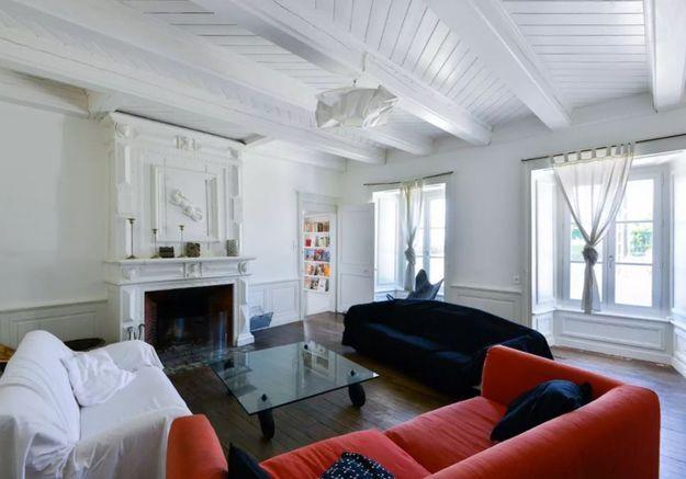 Maison classique-chic en Bretagne