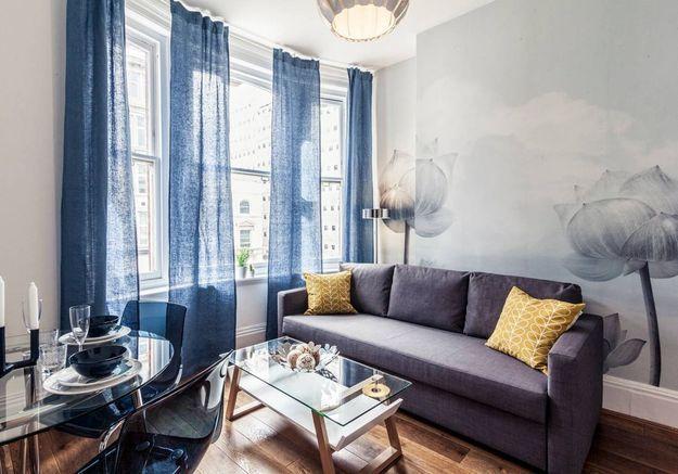 Appartement à l'ambiance poétique à Londres