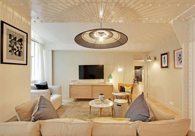 Appartement comme on aime à Paris