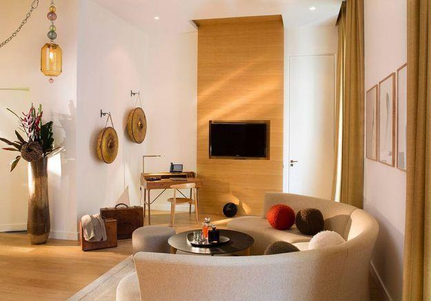 Les plus beaux appartements parisiens disponibles sur for Appartement paris design