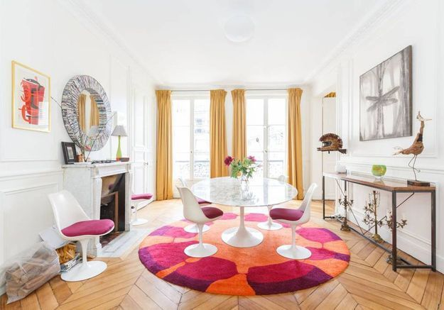 Appartement luxueux à Paris