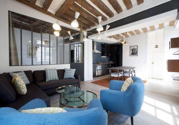 Appartement tendance à Paris