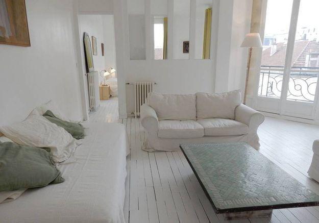 Appartement zen à Paris