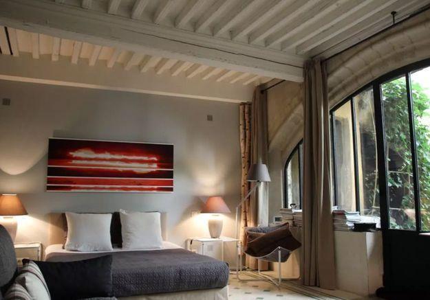 Appartement dans un atelier d'artiste à Avignon