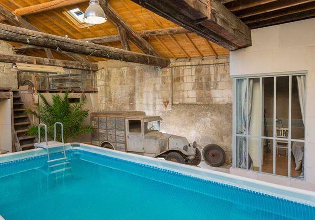 Appartement original avec piscine à Avignon