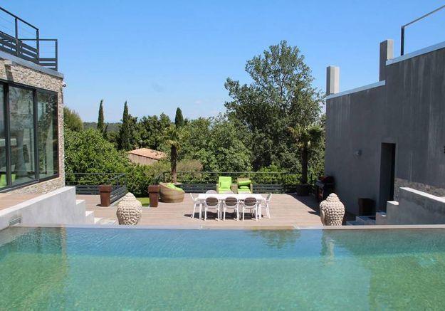 Villa XXL avec piscine à débordement à Avignon