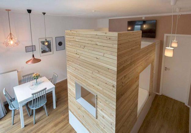 Appartement d'architecte à Berlin