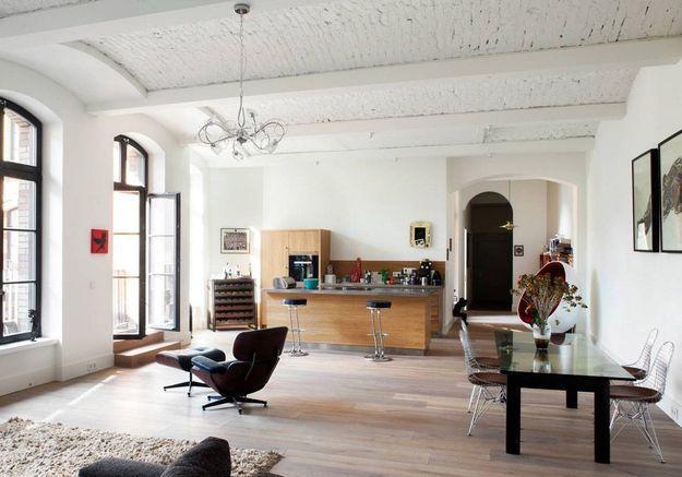 Appartement de charme à Berlin