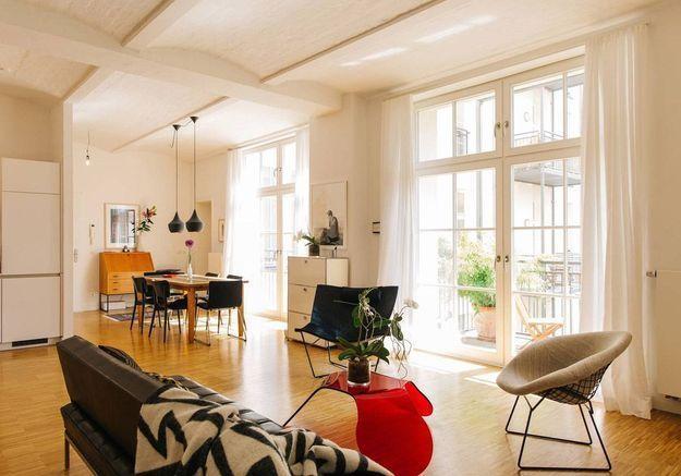 Appartement lumineux à Berlin