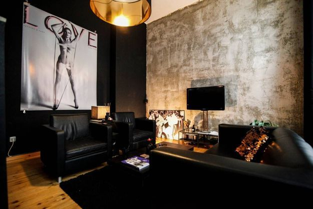 Studio intimiste à Berlin
